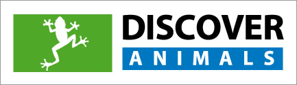 Discover Animals Logo Horizontal